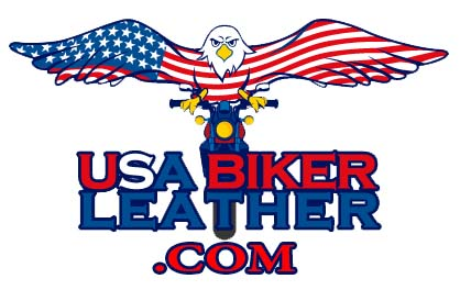 USA Biker Leather