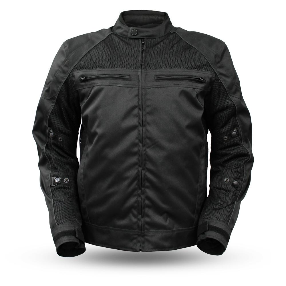 Textile Explorer - Men's Motorcycle Jacket - SKU USA-FIM268TEX-FM