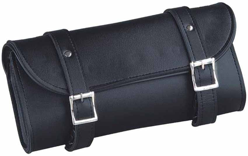 UNIK PVC Tool Bag With Buckle Straps - Biker Gear Bag - SKU 2815-00-UN