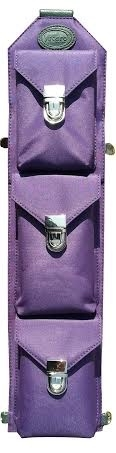 Purple Microfiber Freedom Sling - SKU DS10113-DS