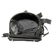 Round Motorcycle Sissy Bar Duffle Bag with Studs - SKU USA-SB77-DL